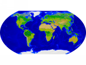 World (Type 2) Vegetation 1600x1200