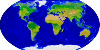 World (Type 2) Vegetation 2000x1000