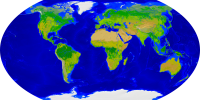 World (Type 2) Vegetation 4000x2000