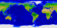 World (Type 4) Vegetation 4000x2000